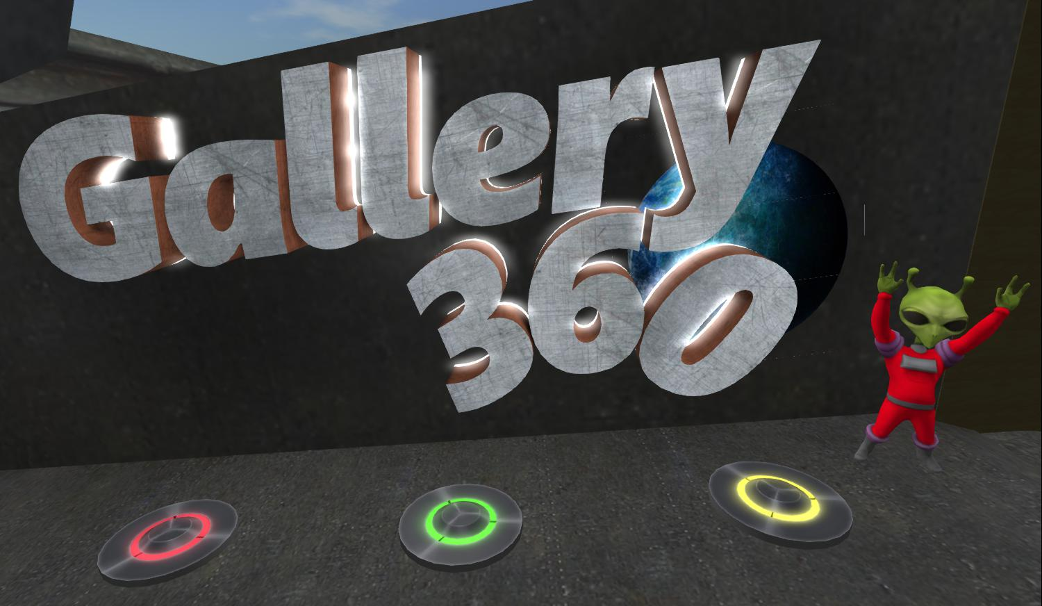 Gallery 360 Art Walk