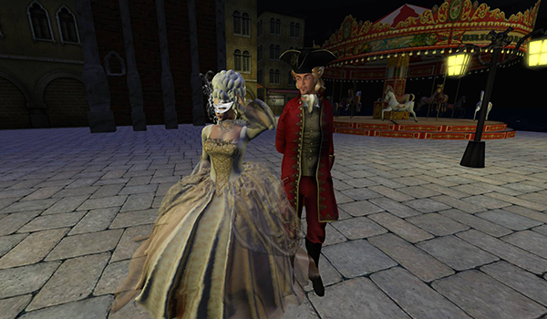 Venice in 1600 @ Second Life