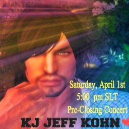 KJJeff Kohn Pre-Closing Concert