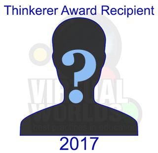 Thinkerer Award Recipient, 2017