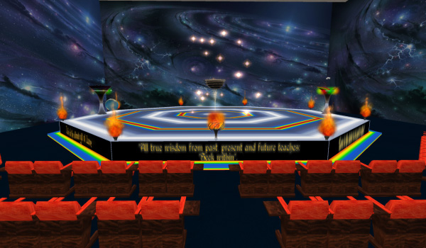 The ChangHigh Sisters Fireshow Circus @ VWBPE Circus