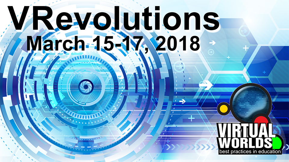 VWBPE 2018 VRevolutions