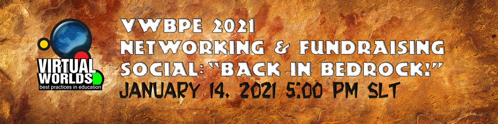 Header: VWBPE 2021 Networking and Fundraising Social