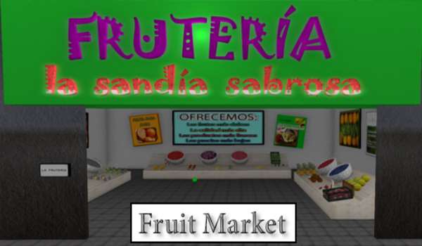 Escape Fruit Market