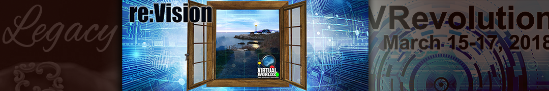 VWBPE 2019 re:Vision –  Call for Proposals Opens