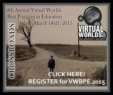 Register for VWBPE 2015!