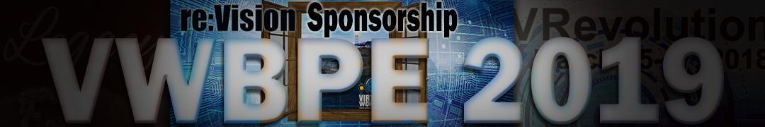 VWBPE 2019 Sponsorship