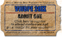 Your Ticket to VWBPE