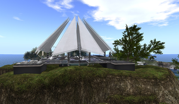 Culture and education for peace in times of 3-Dimensional Immersive Digital Environments (3D-IDEs) @ VWBPE 2019 Lecture Area A