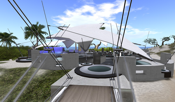 Nonprofit Commons past reflections, future directions @ VWBPE 2019 Quadrivium