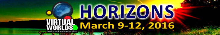VWBPE 2016 - Horizons - March 9-12 2016 (graphic)