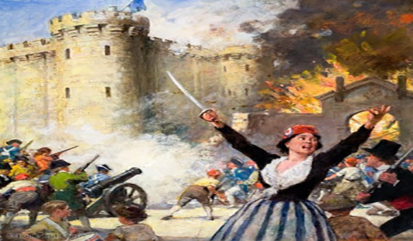 CANCELLED :: Storming the Bastille: A Look at the French Revolution @ Storming the Bastille