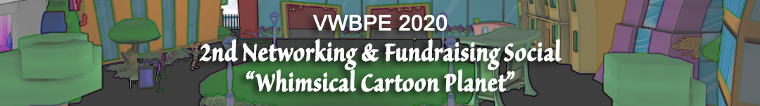 VWBPE 2020 Cartoon Social Header